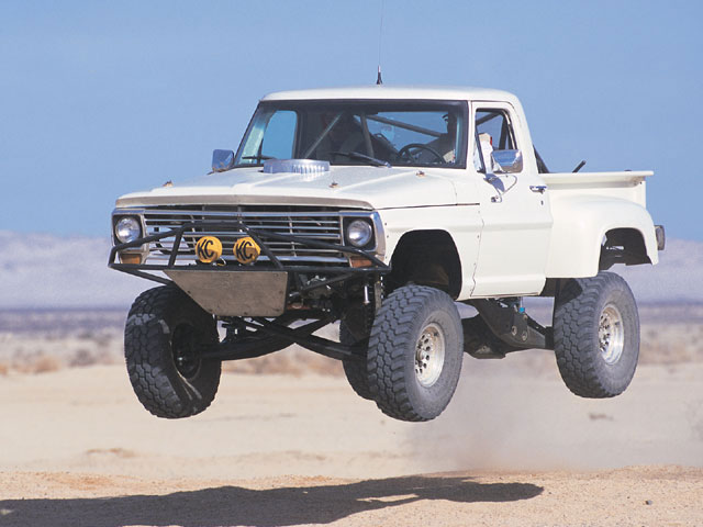 Bronco F150 Prerunner Front Bumper With Abs Valance moreover 70s Ford Prerunners further RepairGuideContent besides 1337558 also 1999 2006 Chevy 4wd Silverado 1500 Long Travel Suspension Kit. on ford ranger 2wd prerunner