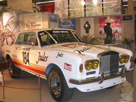 42 Rolls Royce Silver Shadow Off Road Race Car
