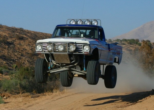 Ford PreRunner Trucks