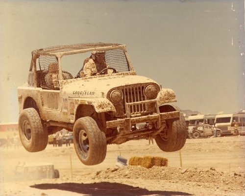 vintage jeep desert race photos. Black Bedroom Furniture Sets. Home Design Ideas