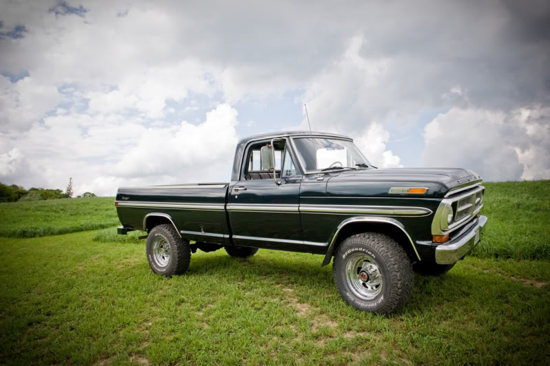 f250Highboy 67 72 Ford 4x4 Truck Photos