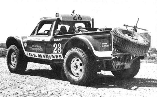 luv03 Mickey Thompson Desert Racing Vehicles