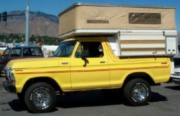 F150 Pop Up Camper >> More Camper Bronco's