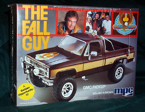 fallguymodel Fall Guy GMC Truck Model