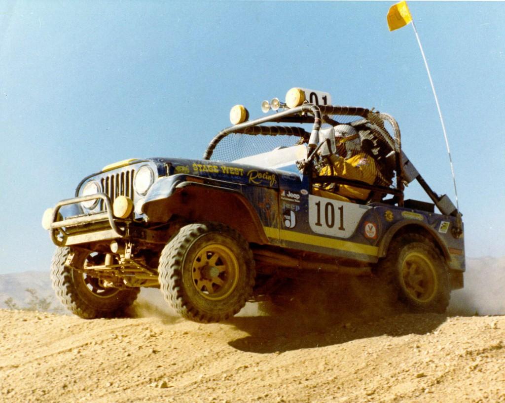 vintage jeep cj 5 desert race photos. Black Bedroom Furniture Sets. Home Design Ideas