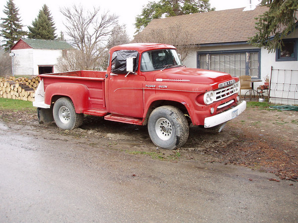 7 Random Old Dodge Power Wagon Photos