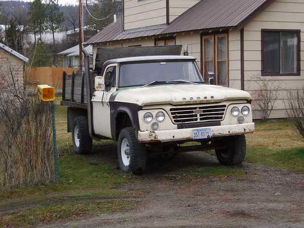 71 Random Old Dodge Power Wagon Photos