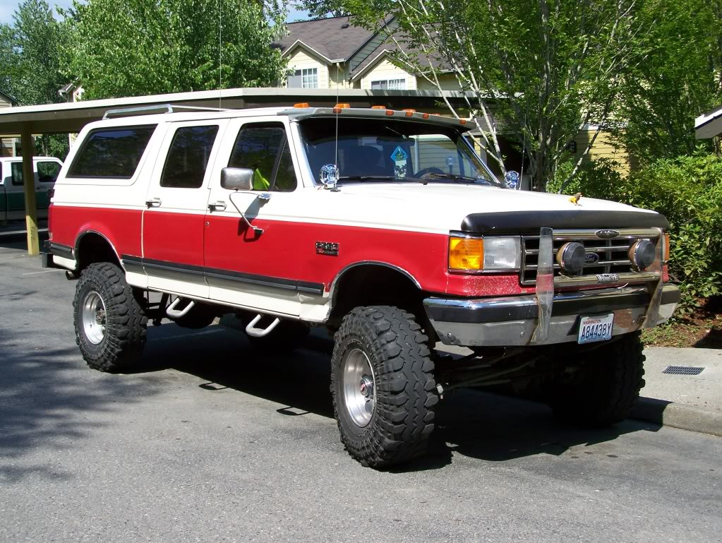 doc0 Centurian Four Door Broncos