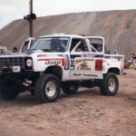 vorra desert race dodge