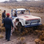 desert race ford bronco vorra
