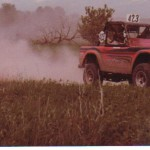 bronco off road race