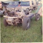 off road race buggy