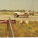 off road race jeep cj-7