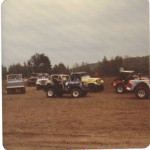 off road race jeep