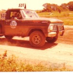 f100 ford bumpside off road race