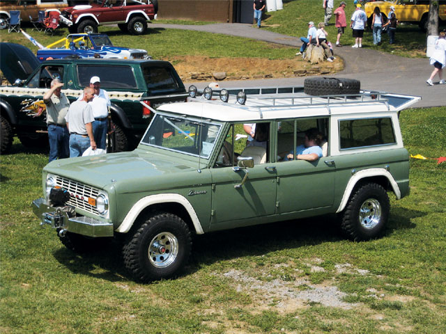 bronco, ford bronco, four door bronco
