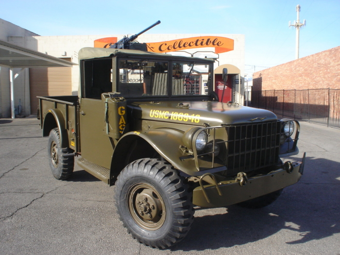 dodge m-37, dodge power wagon