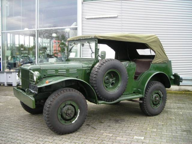dodge power wagon, army power wagon, command car,