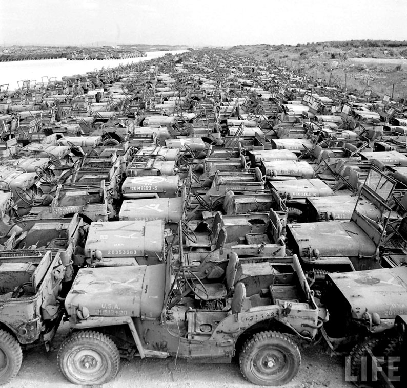 willys jeep wwii