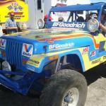 norra 1000, race jeep