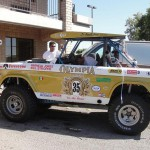 big oly, norra 1000, race bronco