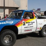 norra 1000, dodge race truck, walker evans