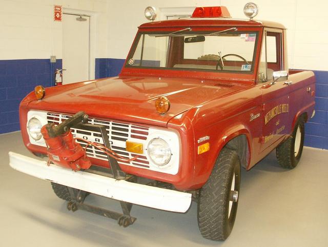 bronco fire, bronco fire truck