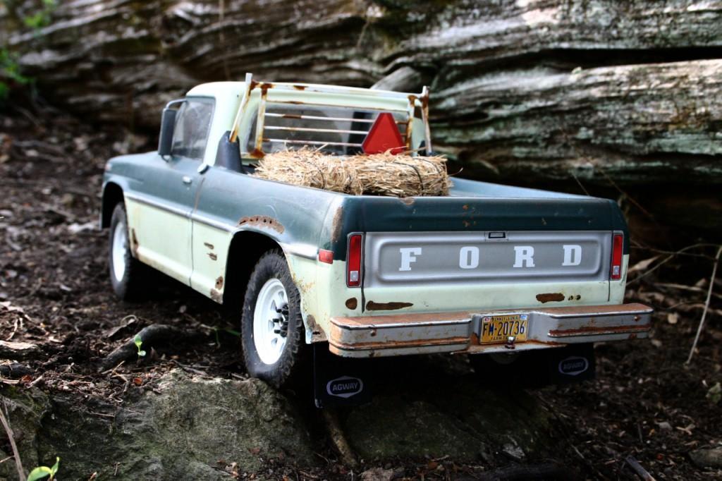 bumpside ford, f100