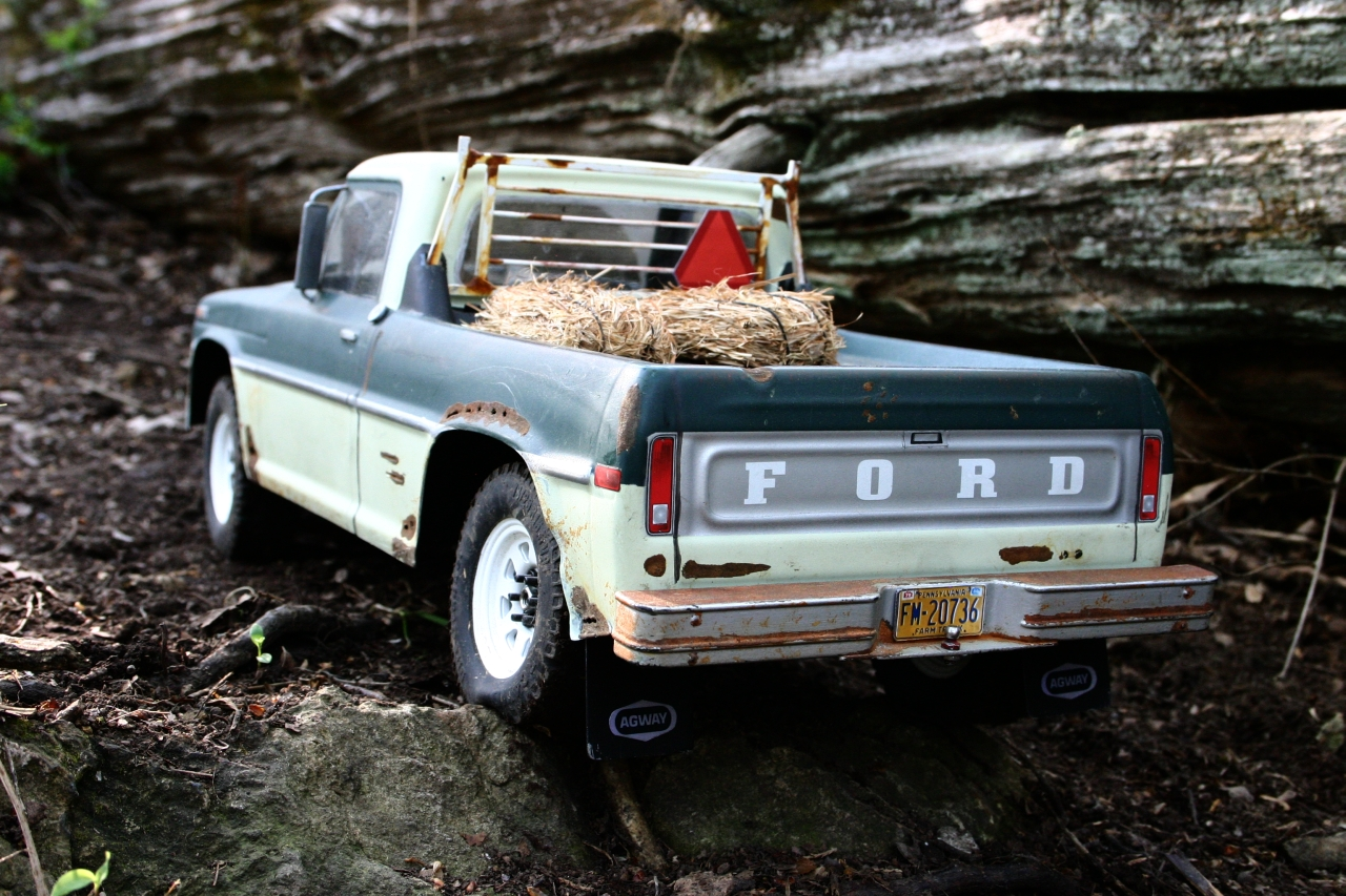Ford RC Trucks 4x4