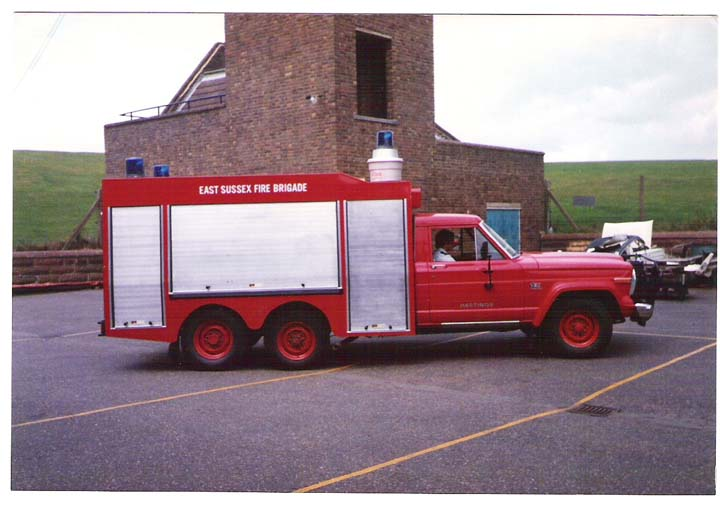 jeep fire truck