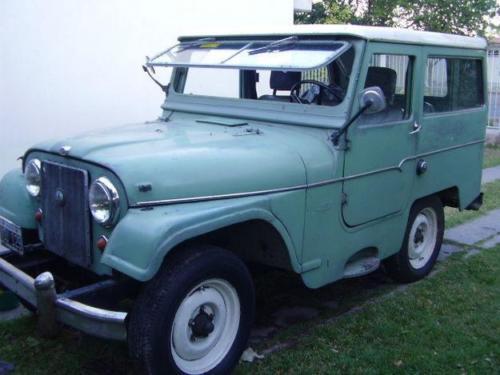 1958 Ika Jeep Ja