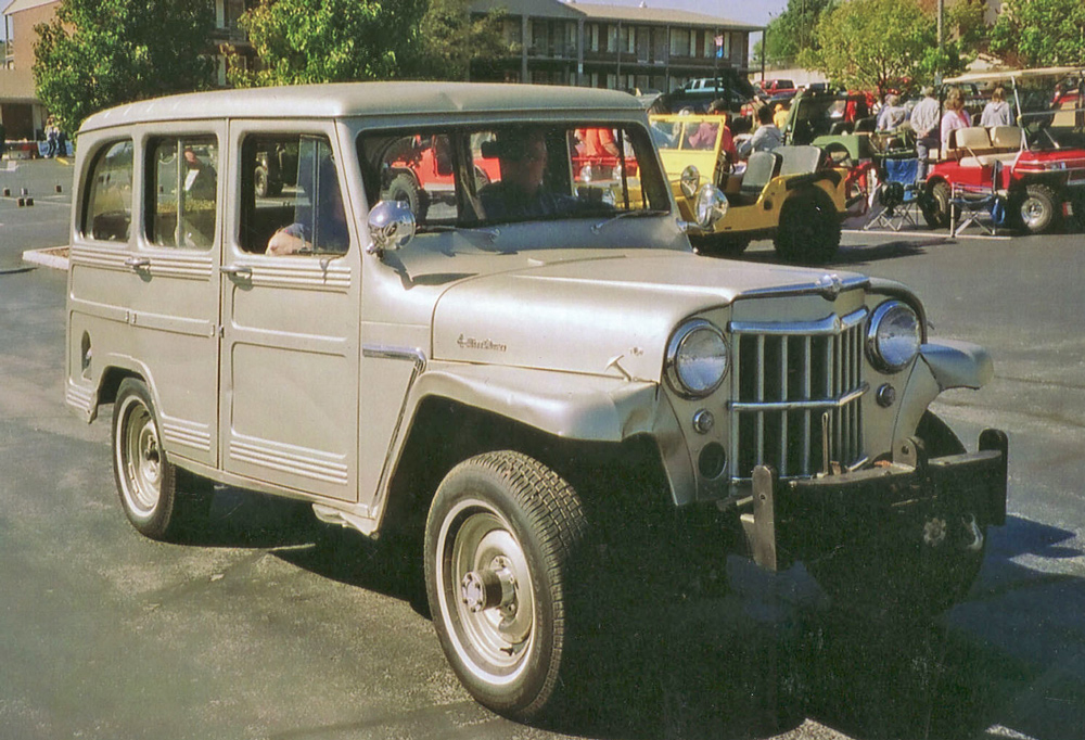 Forshee4dr2 Have You Ever Seen A 4 Door Willys Jeep Wagon?