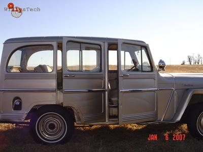 Willys Wagon 4 Door