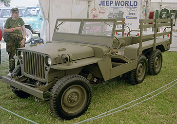 dd More Willys Jeep 6x6 Photos
