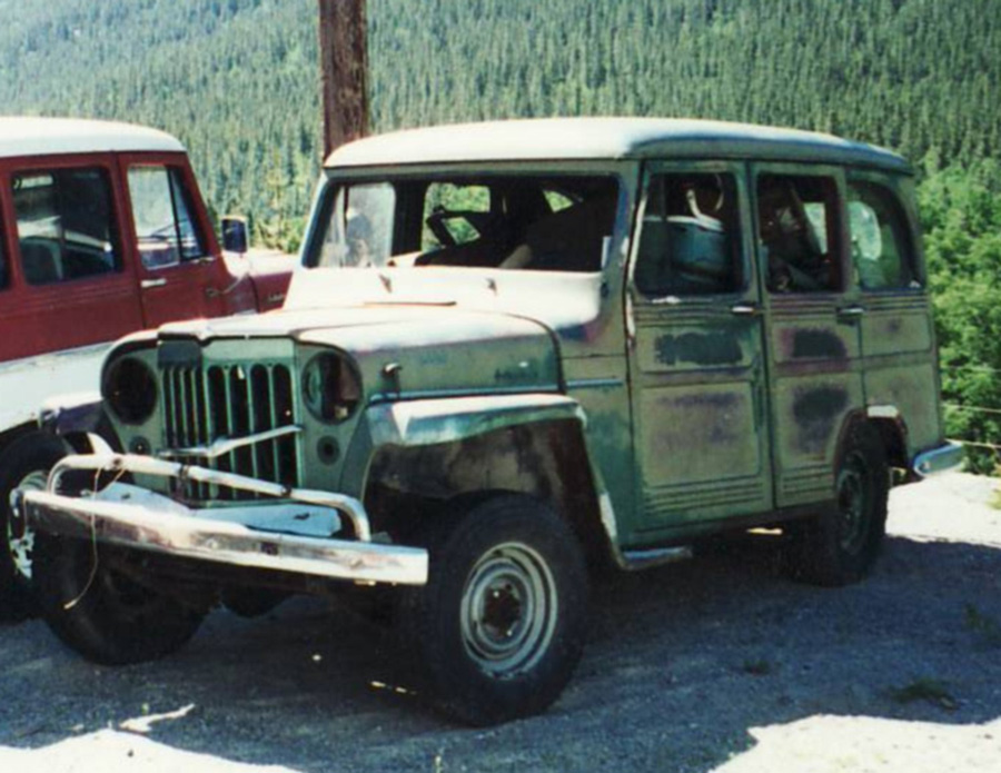 jim 4dr 01a Have You Ever Seen A 4 Door Willys Jeep Wagon?