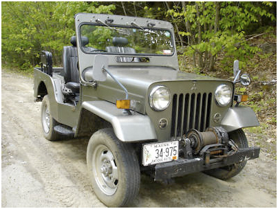 willys jeep, mitsubishi jeep