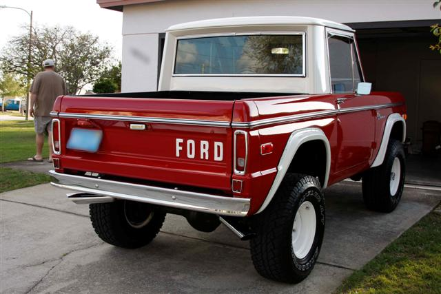 Ford Bronco For Sale Craigslist >> Early ford bronco for sale craigslist