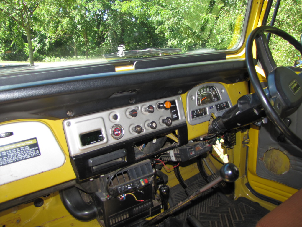 1983 Rhd Toyota Land Cruiser Fj45 Troopy For Sale Via Bring A Trailer You Might Also Like Restored