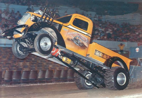 Orange Blossom Special Pulling Truck Facebook Page