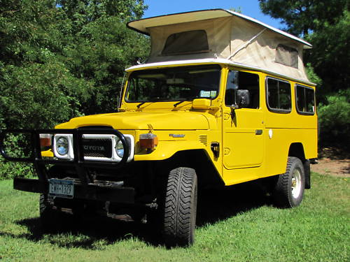 1983 RHD Toyota Land Cruiser FJ45 Troopy For Sale | Off Road Action