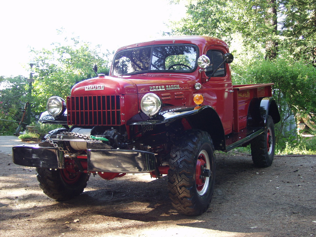 1962 dodge power wagon wm300