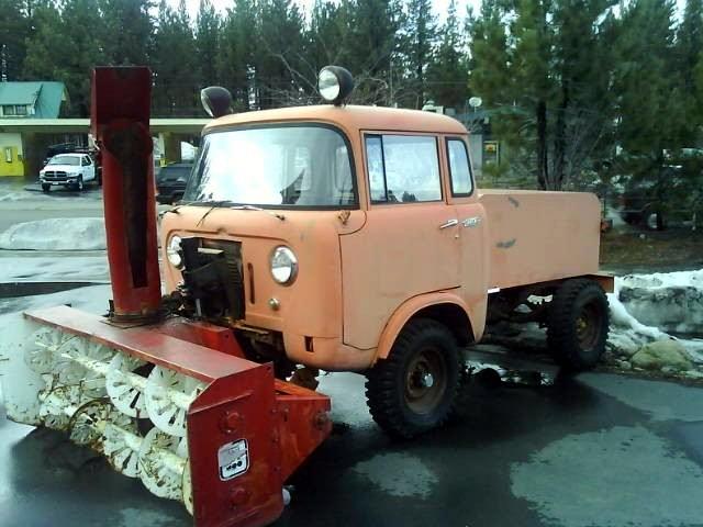 jeep snow, fc snowblower, jeep snowblower