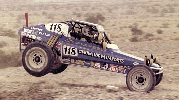 Restoration Of Mark Stahl's 1977 Chenowth 1000 Off Race Buggy
