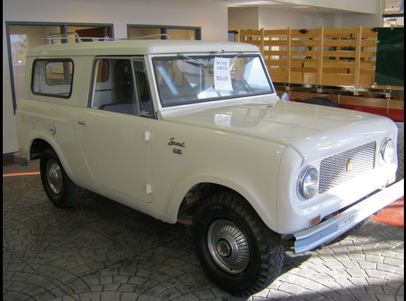 Restored International Scout 80 For Sale
