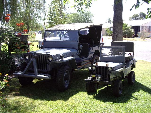 Alvorlig Awesome Mini Willys Jeep Build! HC-34