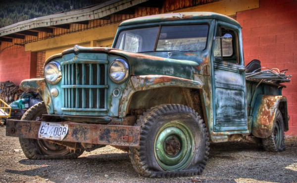 willys truck, jeep truck