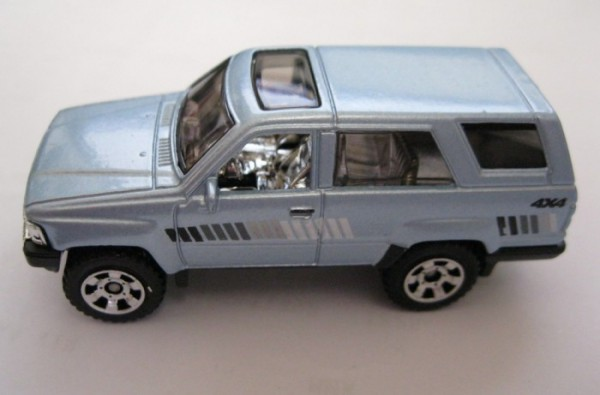 matchbox 4runner, toy 4runner