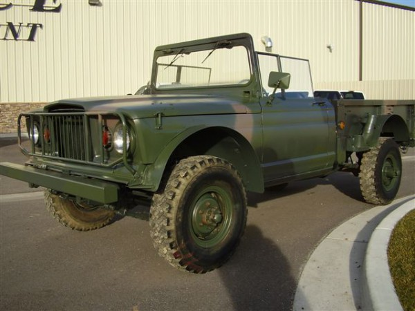 8799 3 e1296796134671 For Sale: 1968 Kaiser Jeep M715 Truck