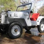 willys jeep, willys cj3b