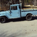 kgs 150x150 1969 Toyota FJ45 Pickup For Sale
